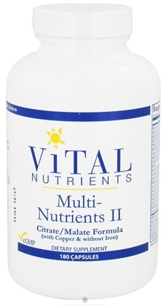 Zoom View - Multi-Nutrients II Chelate/Malate Formula