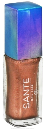 DROPPED: Sante - Nail Polish 09 Metallic Copper - 7 ml. CLEARANCE PRICED