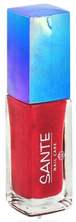 DROPPED: Sante - Nail Polish 15 Shiny Magenta - 7 ml. CLEARANCE PRICED