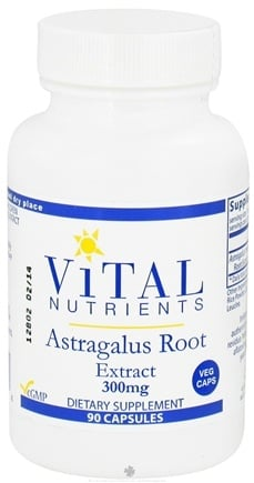 Zoom View - Astragalus Root Extract