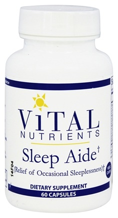 Zoom View - Sleep Aide