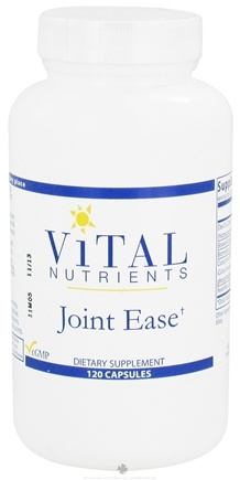 DROPPED: Vital Nutrients - Joint Ease - 120 Capsules CLEARANCE PRICED
