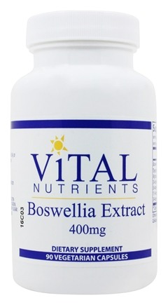 Zoom View - Boswellia Extract