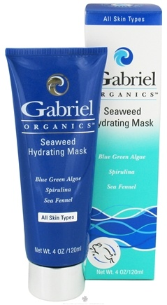 DROPPED: Gabriel Cosmetics Inc. - Organics Seaweed Hydrating Mask - 4 oz. CLEARANCE PRICED