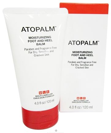 DROPPED: Atopalm - Moisturizing Foot and Heel Balm - 4 oz. CLEARANCED PRICED