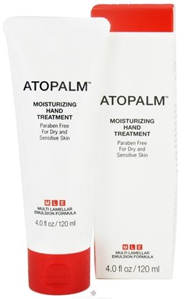DROPPED: Atopalm - Moisturizing Hand Treatment - 4 oz. CLEARANCE PRICED