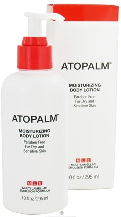 DROPPED: Atopalm - Moisturizing Body Lotion - 10 oz. CLEARANCED PRICED