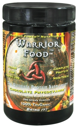 Zoom View - Warrior Food Extreme Protein Supplement V 2.0