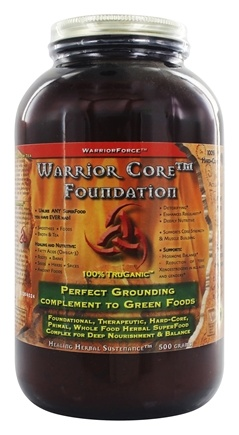 DROPPED: WarriorForce - Warrior Foundation Powder - 500 Grams