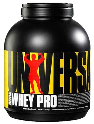 DROPPED: Universal Nutrition - Ultra Whey Pro Triple Whey Formula Strawberry Ice Cream - 5 lbs. CLEARANCE PRICED