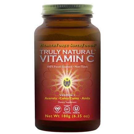 Zoom View - Truly Natural Vitamin C Powder