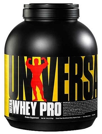DROPPED: Universal Nutrition - Ultra Whey Pro Triple Whey Formula Vanilla Ice Cream - 5 lbs. CLEARANCE PRICED