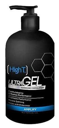 DROPPED: High T - UltraGel Hardcore Formulation Amplify - 4 oz. CLEARANCE PRICED