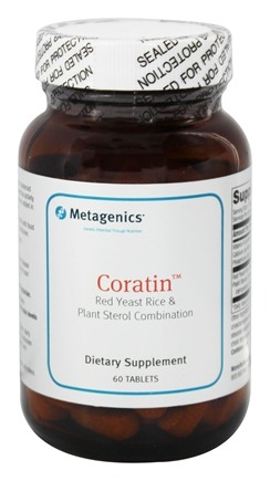DROPPED: Metagenics - Coratin - 60 Tablet(s)
