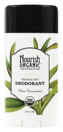 Zoom View - Organic Deodorant Pure Unscented