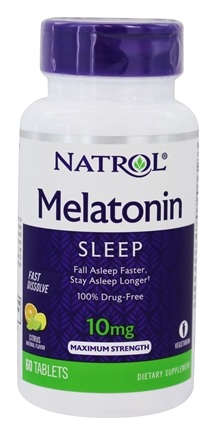 Zoom View - Melatonin Fast Dissolve