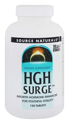 Zoom View - HGH Surge