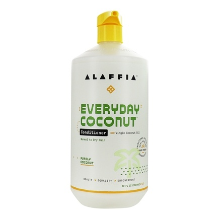Alaffia - Everyday Coconut Super Hydrating Conditioner - 32 oz.