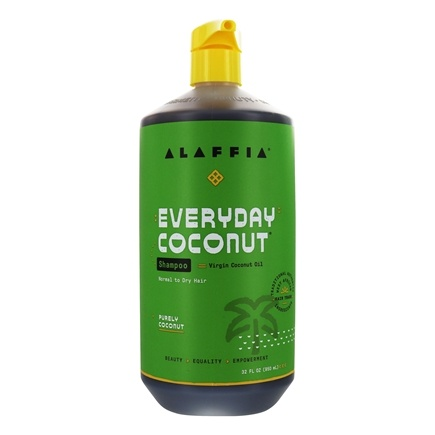 Alaffia - Everyday Coconut Super Hydrating Shampoo - 32 oz.