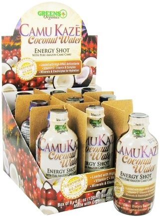 Zoom View - Camu Kaze Energy Shot with Pure Amazon Camu Camu
