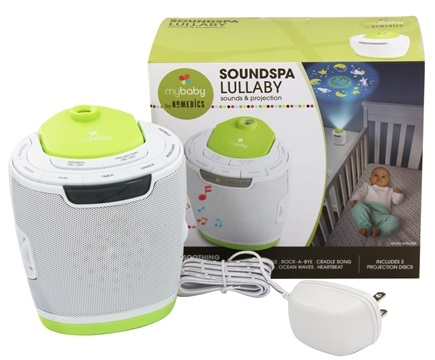 Zoom View - myBaby SoundSpa Lullaby & Projection MYB-S300