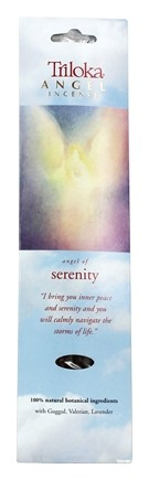 Triloka - Angel Incense Angel of Serenity - 10 Stick(s)