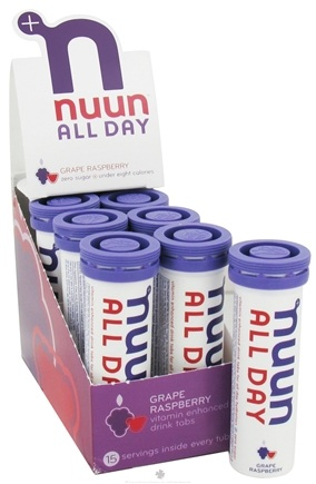 Zoom View - All Day Hydration Vitamin Enhanced Drink Tabs