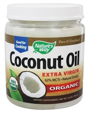 Zoom View - EfaGold Organic Pure Extra Virgin Coconut Oil