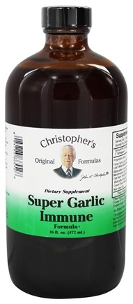 Zoom View - Super Garlic Immune Formula