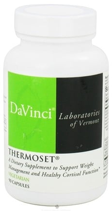DROPPED: DaVinci Laboratories - Thermoset - 90 Vegetarian Capsules CLEARANCE PRICED