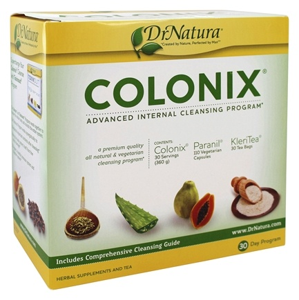 DrNatura - Colonix Advanced Internal Cleansing 30 Day Program