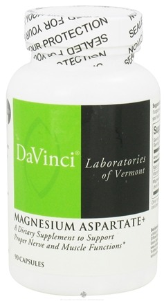 Zoom View - Magnesium Aspartate +