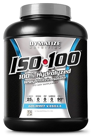 Zoom View - ISO 100 100% Hydrolyzed Whey Protein Isolate