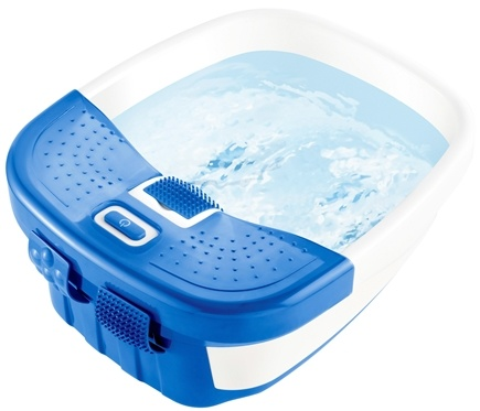 Zoom View - Bubble Bliss Deluxe Spa Footbath FB-50