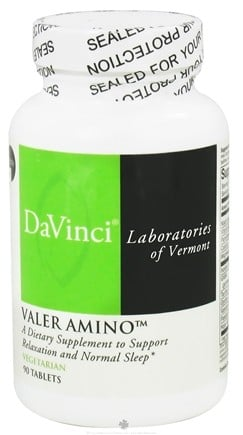 DROPPED: DaVinci Laboratories - Valer Amino - 90 Vegetarian Tablets CLEARANCE PRICED