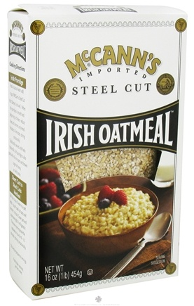 Zoom View - Irish Oatmeal Steel Cut