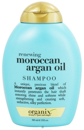 DROPPED: Organix - Shampoo Renewing Moroccan Argan Oil - 13 oz.