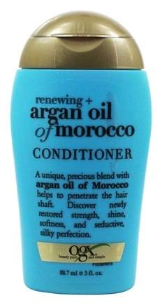 Organix - Conditioner Renewing Moroccan Argan Oil - 3 oz.