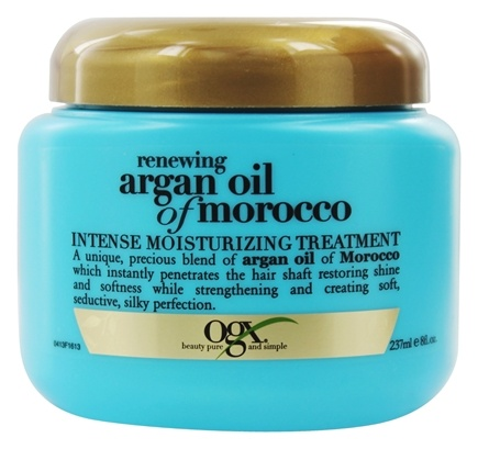 Organix - Intense Moisturizing Treatment Renewing Moroccan Argan Oil - 8 oz.