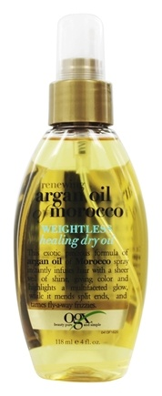 Zoom View - Weightless Healing Dry Oil Renewing Moroccan Argan Oil