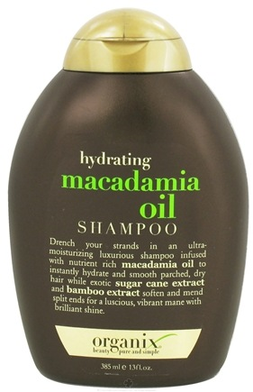 Zoom View - Shampoo Hydrating Macadamia Oil