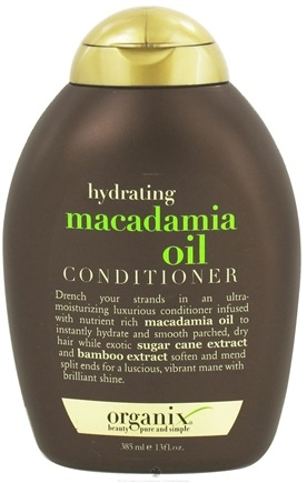 DROPPED: Organix - Conditioner Hydrating Macadamia Oil - 13 oz. CLEARANCE PRICED