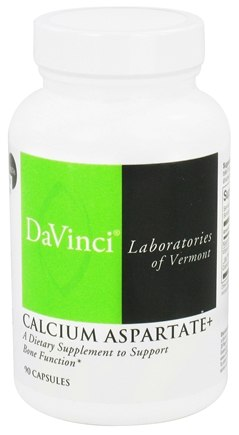 Zoom View - Calcium Aspartate