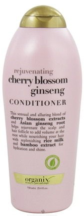 Zoom View - Conditioner Rejuvenating Cherry Blossom Ginseng