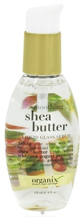 Zoom View - Liquid Glass Serum Smoothing Shea Butter