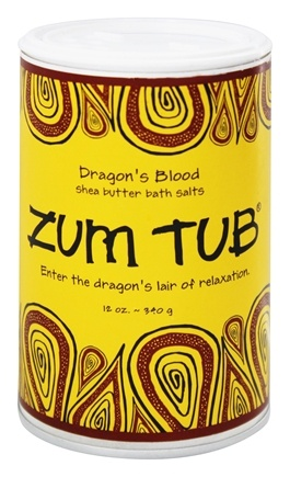 Indigo Wild - Zum Tub Shea Butter Bath Salts Dragon's Blood - 12 oz.