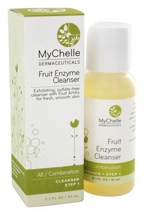 Zoom View - Fruit Enzyme Cleanser for All Skin Types