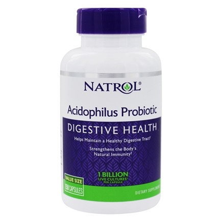 Zoom View - Acidophilus Probiotic