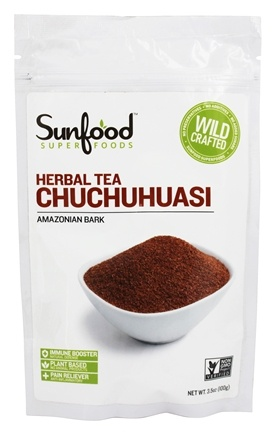 Zoom View - Chuchuhuasi Tea-Cut Raw Wildcrafted