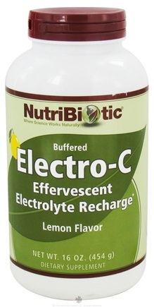 Zoom View - Electro-C Buffered Effervescent Electrolyte Recharge